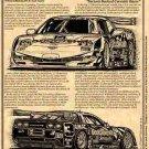1999 C5-R Racing Corvette Illustrated Series No. 110