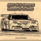 2001 C5-R Corvette