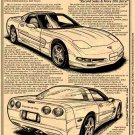 2002 Corvette Illustrated Series No. 115