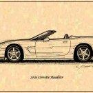 2003 Corvette Roadster Profile
