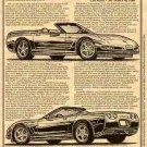 2003 50th Anniversary Corvette Illustrated Series No. 117