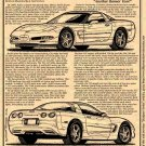 2003 Corvette Illustrated Series No. 116