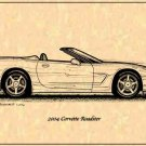 2004 Corvette Roadster Profile