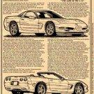 2004 Corvette Illustrated Series No. 118