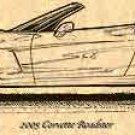 2005 Corvette Roadster Profile