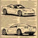 2005 Corvette Illustrated Series No. 121