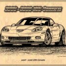 2006 - 2008 Z06 Corvette