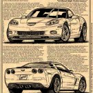 2006 Z06 Corvette Illustrated Series No. 124