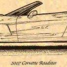 2007 Corvette Roadster Profile