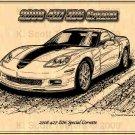 2008 427 Z06 Special Corvette
