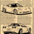 2010 Corvette Illustrated Series No. 157