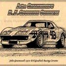 John Greenwood's B.F.Goodrich ZL-1 Corvete Racer