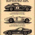 Corvette Grand Sport Tribute Profiles