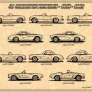 Corvette C1 Tribute Profiles