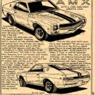 1969 AMX Blueprint Series No.8