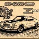 1970-1/2 Z-28 Camaro