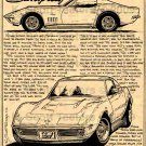 1969 427 Big-Block Corvette  - Print No. BPS-23