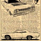 1968 Plymouth Road Runner - No. BPS-22