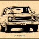 1967 HEMI Plymouth