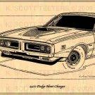 1971 Dodge Hemi Charger