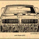 1968 Pontiac GTO In The Weeds