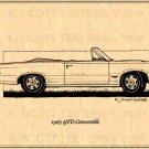 1965 Pontiac GTO Convertible Profile