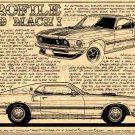 1969 Mach I Mustang