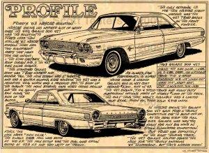 1963 Galaxie 500 XL