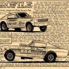 1966 A/FX Mustang