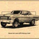 Ronnie Sox 1964 Mercury Comet