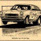 "Bill Jenkins' ""Grumpy's Toy IX"" Pro Stock '72 Chevy Vega"