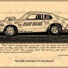 Fast Eddie Schartman's 1972 Pro Stock Ford Maverick