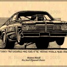 Ted Spehar's Motown Missile Pro Stock 1972 Plymouth Duster