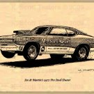 Sox & Martin's Pro Stock 1972 Plymouth Duster