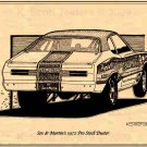 Sox & Martin's Pro Stock 1972 Plymouth Duster