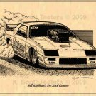 Bill Kuhllman's Pro Stock Camaro