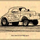 Stone Woods & Cook Willys Gasser