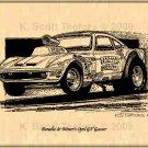 Panella & Miner's Opel GT Gasser