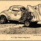KS Tiger Pitman's Willys Gasser