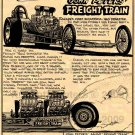 John Peters Freight Train AA/Gas Dragster: Drag Racing History