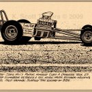 Eddie Hill's 1961 Pontiac Dragster