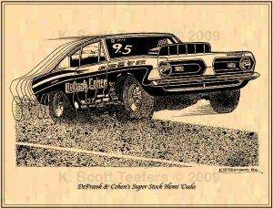 DeFrank & Cohen's 1968 Hemi Barracuda