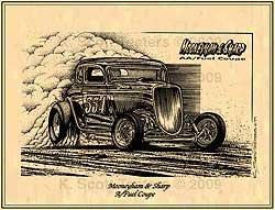 Mooneyham & Sharp A/Fuel Coupe