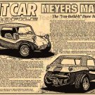 Meyers Manx Dune Buggy