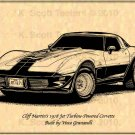 1978 Jet Turbine-Powered Granatelli Corvette