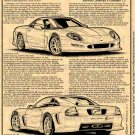 Callaway C12 Corvette Illustrated Series No. 169