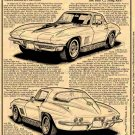 1967 L89 Corvette Illustrated Series No. 172