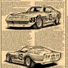 1969 Greenwood ZL-1 BF Goodrich Racer Corvette Illustrated Series No. 175