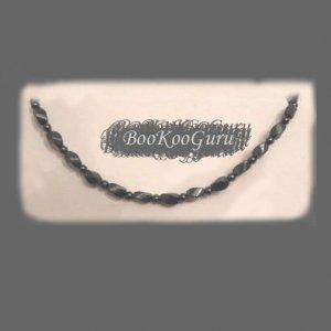 Magnetic Hematite Bracelet, Ladies Style, Genuine Hematite, Healing Magnets
