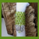 Light Green, Charm Dangle, Dreadlock Sleeve, Dread Bead, #TrendyTreasuresByRamona